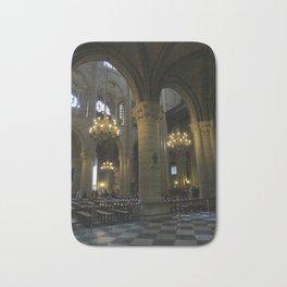 Cathedrale Notre Dame de Paris Bath Mat