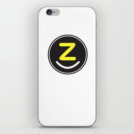 zolliophone magazine logo shopping style graphic design iPhone Skin