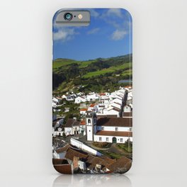 Agua de Pau iPhone Case