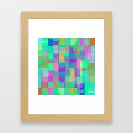 Light Charisma Framed Art Print