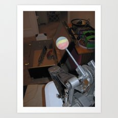 One Man's Trash, Part II Art Print
