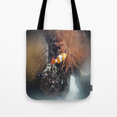 Clown Fish Tote Bag