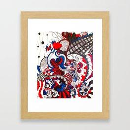 Josh Framed Art Print
