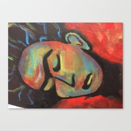 resurrection Canvas Print