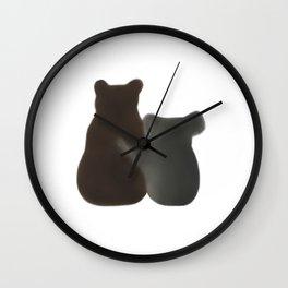 Little Bear & Little Koala 2.0 Wall Clock