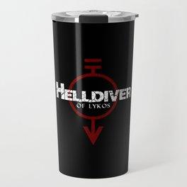 Helldiver of Lykos Travel Mug