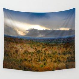 Overlook From Bradbury Mountain Wall Tapestry