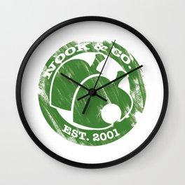 Nook & Co. Wall Clock