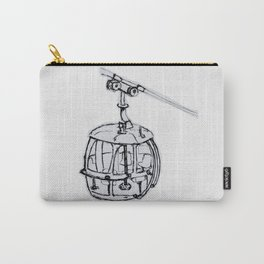 Cable Car HK Carry-All Pouch