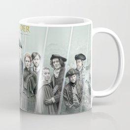 Family reunion in America Coffee Mug
