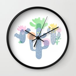 Greetings Wall Clock