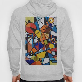 Lines and Circles Hoody