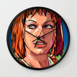Leeloo Wall Clock
