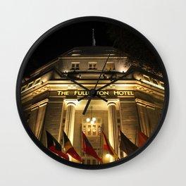 FULLERTON Wall Clock