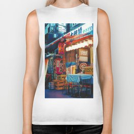 By Lantern Light Biker Tank