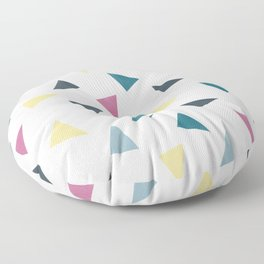Confetti Bold Floor Pillow