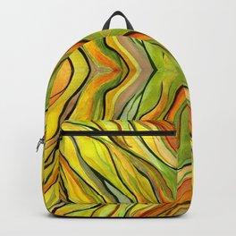 Flared Fern Backpack