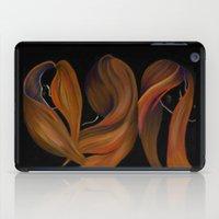 ruby iPad Cases featuring Ruby by Aída Ordóñez