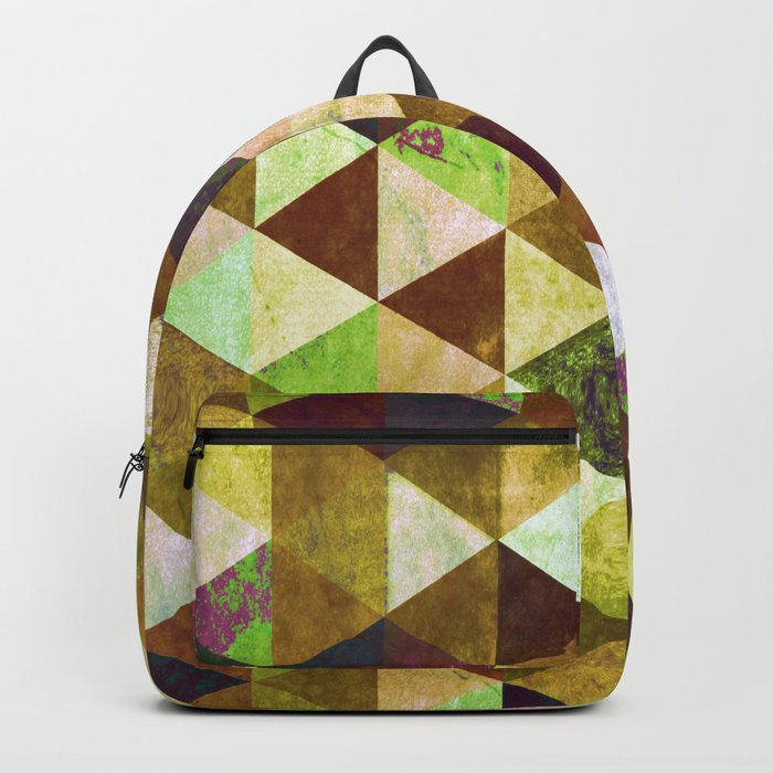 Abstract #825 Backpack