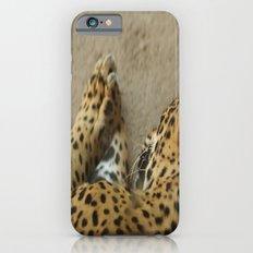 Sleeping leopard Slim Case iPhone 6s