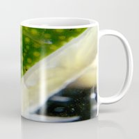 lime Mugs featuring Lime! by creations by Cinnamon