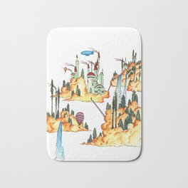 Cloud Forest Bath Mat