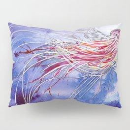Medusa Jellyfish Pillow Sham
