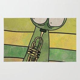 Filiberiddo from Jupiter (Trumpet) Rug