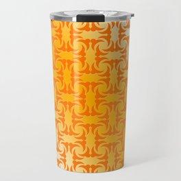 Creamsicle  Travel Mug