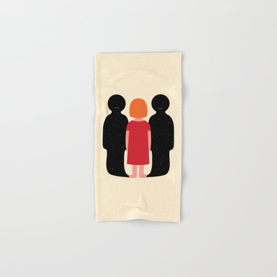 Inseparable Hand & Bath Towel