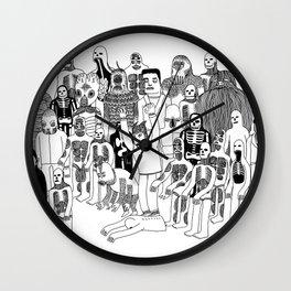 Monster Mash Wall Clock