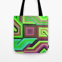 Love and Logic Colour Variation2 Tote Bag