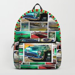 1953 Buick by John Logan Backpack
