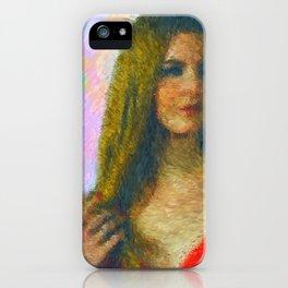Pop Star iPhone Case