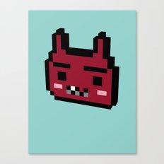 devilish Canvas Print