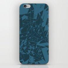 Glass BG iPhone & iPod Skin