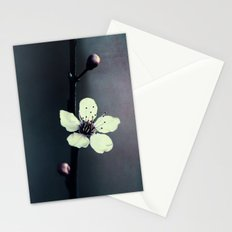 flower blossom Stationery Cards