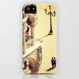 Lovers Venice Italy Travel Photography iPhone Case