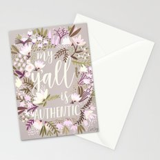 My Y'all is Authentic – Spring Palette Stationery Cards