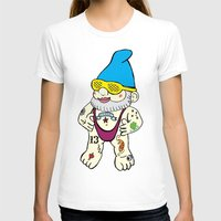 gnome T-shirts featuring Gnome by craftyfoxstudios