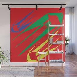 Haleema Khan SS 13 'Candy Cool' Wall Mural