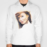 tupac Hoodies featuring Ginger Spice (Geri Halliwell) Rapper Tee! by Eric Terino