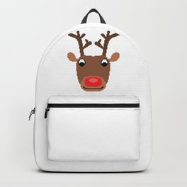 Rudolph the red nosed reindeer Backpack