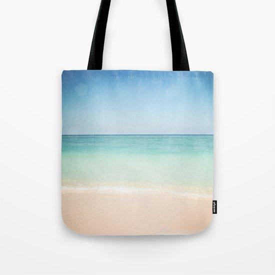 Seven Mile Beach Tote Bag