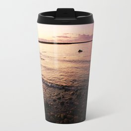 Red Skies Travel Mug