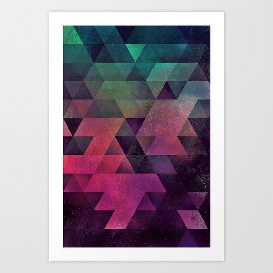 dryy xpyll Art Print
