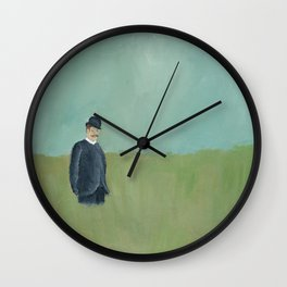 Overdressed. Wall Clock