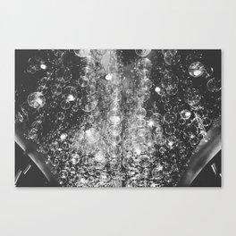 Bubble Lights Canvas Print