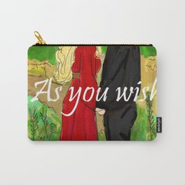 As You Wish - princess bride Carry-All Pouch