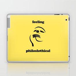 Feeling Philoslothical Laptop & iPad Skin
